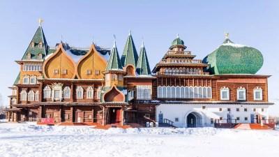 <strong>Palast des Zaren Alexei Romanow</strong>