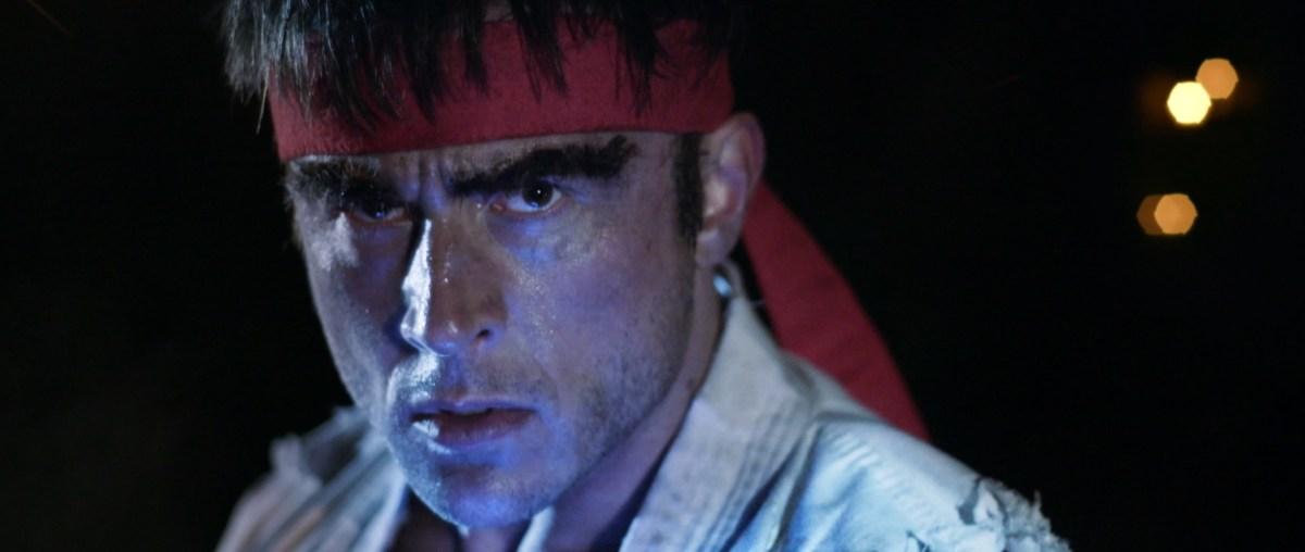 Adam Baroni in Streetfighter: Ryu