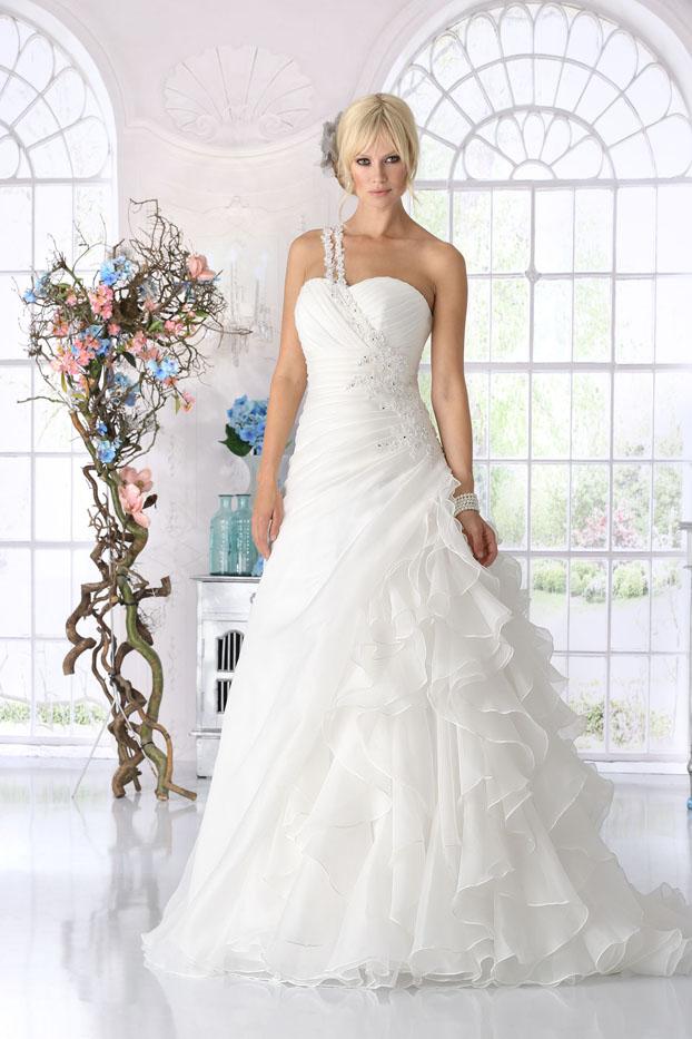 Tres Chic Hochzeitskleider Brautkleider Brautkleid Alexa