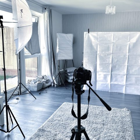 ways to make extra money photography set up