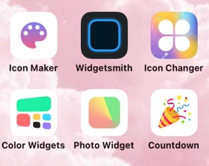 iOS 14 iPhone screen