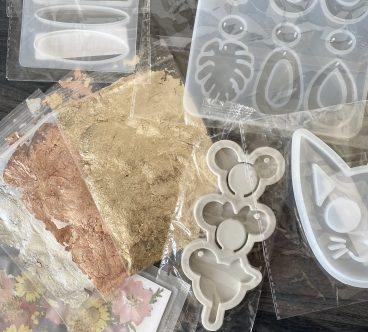 making resin art