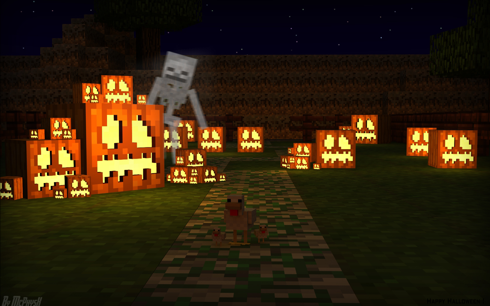minecraft_halloween_wallpaper_by_mcphysx-d66hy4u