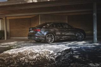 Audi S3 Limousine Daytonagrey