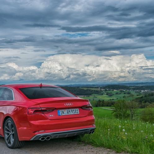 Audi S5 Misanorot