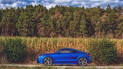 Audi TT RS Sepangblau