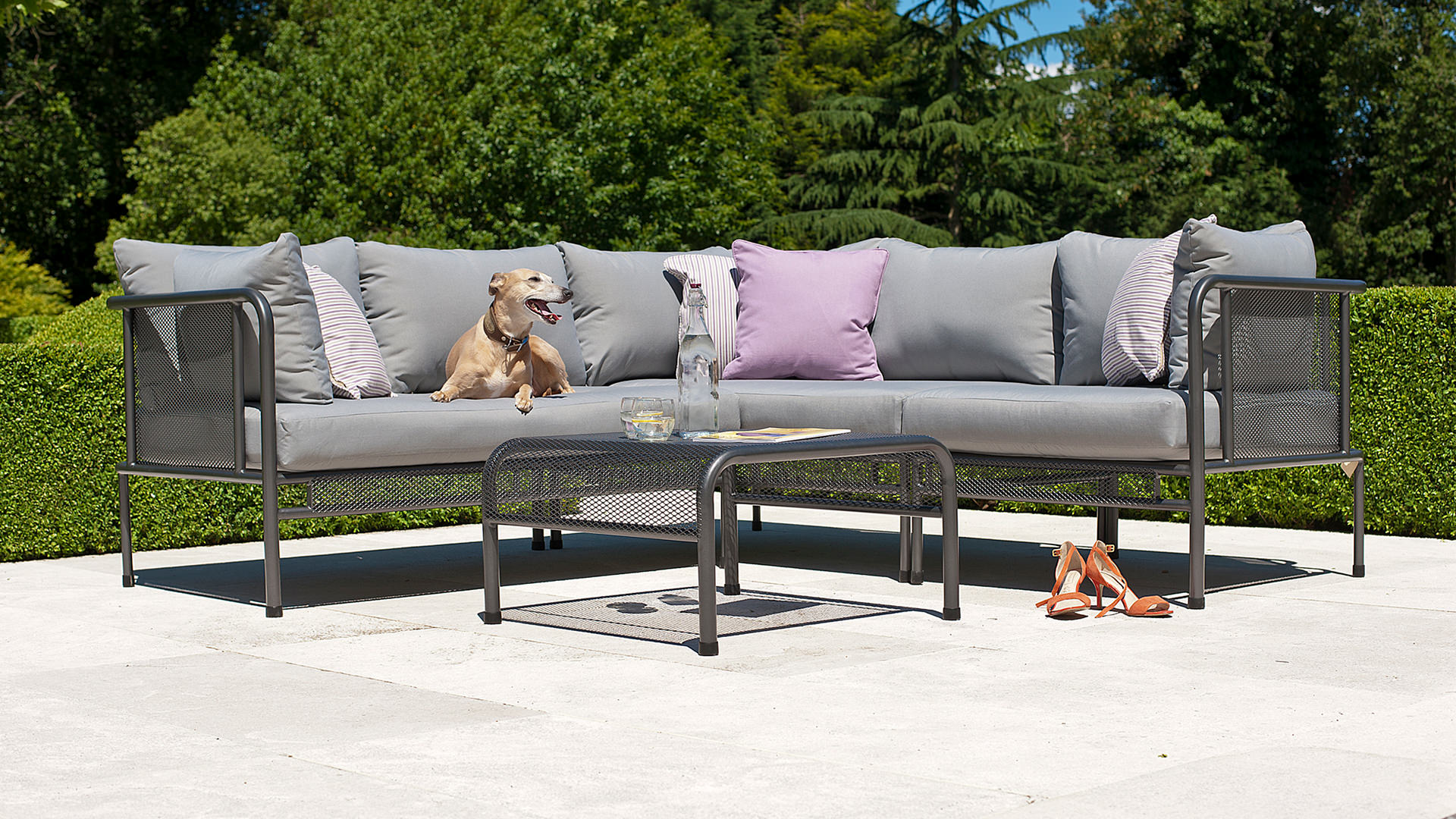 outdoor wooden sofa uk king we todd did garden furniture collections by alexander rose