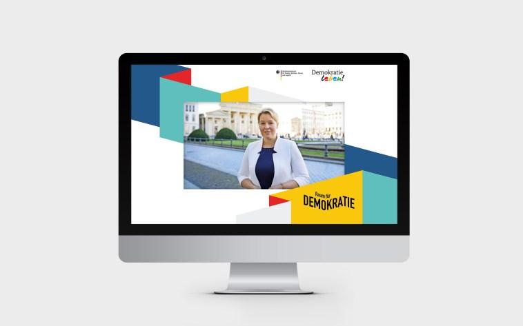 Demokratie-website