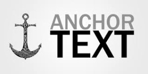 anchor text foto