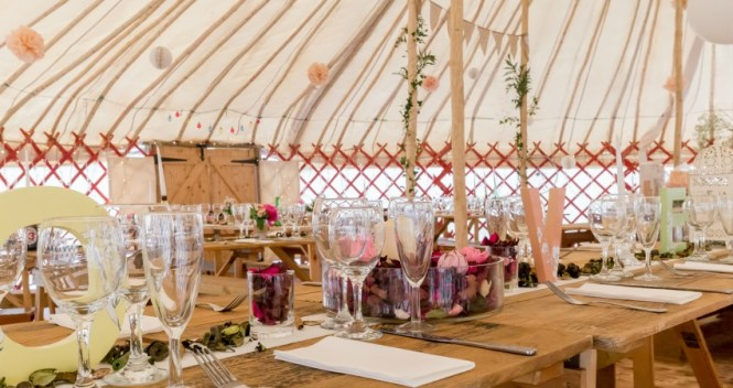 Yurt Wedding Venue Perthshire Festival Weddings 75 150 Guests Onsite Glamping