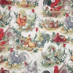Reupholstering Sofas Light Grey Buy Pierre Frey La Basse Cour Fabric Alexander Interiors ...