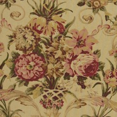 Sofa Upholstery Fabric Ideas Milari Sleeper Ralph Lauren Guinevere Floral Alexander Interiors ...