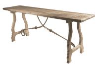 Spanish Style Console Table Alexander Interiors,Designer ...