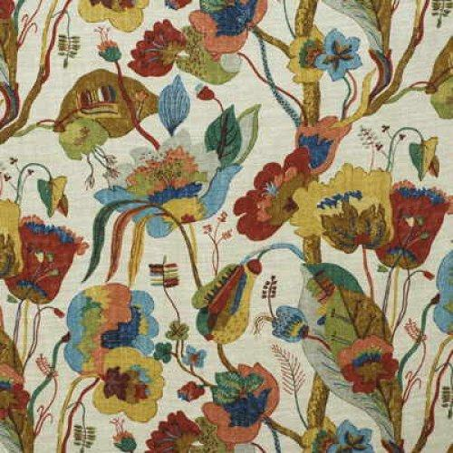 aqua sofa cushion cover making gp & j baker california fabric alexander interiors ...