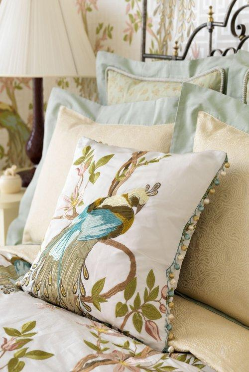 Buy Nina Campbell Paradiso Fabric online Alexander