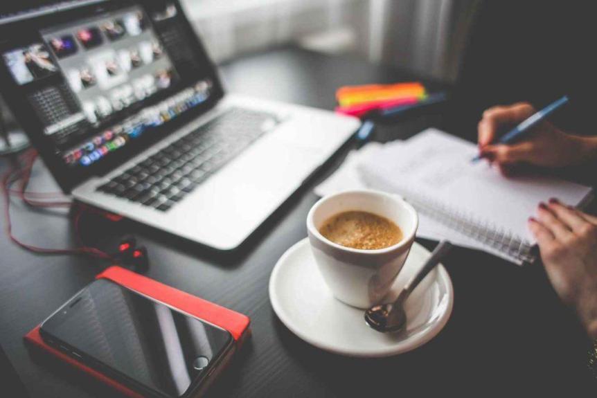 coffee Learn Business model