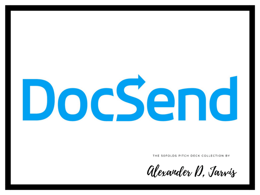 docsend pitch deck