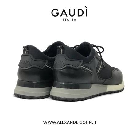 GAUDI UOMO - V91-66532 PELLE NERO 3