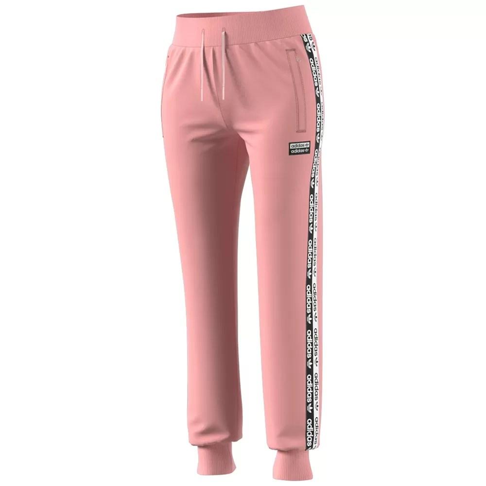 pantaloni donna adidas rosa