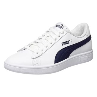 Puma_scarpe_da_uomo_sneakers_smash_v2_l_pelle_bianco_blue_verde_star_smith_estate_2020_alexander_john_shoes_alexanderjohn.it_