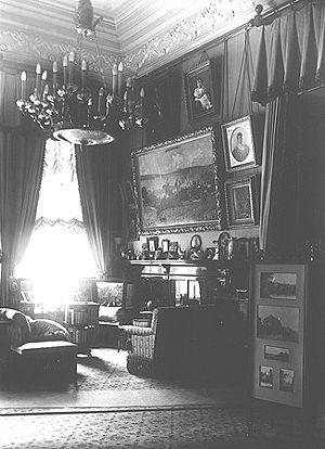 Pallisander Room  Blog  Alexander Palace Time Machine
