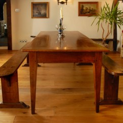 Antique Kitchen Tables Rubber Mat Farmhouse Table French Dining Room Oak