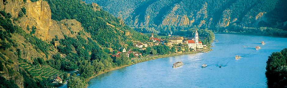 Romantic Danube River Cruise  Tour  Luxury River Cruise