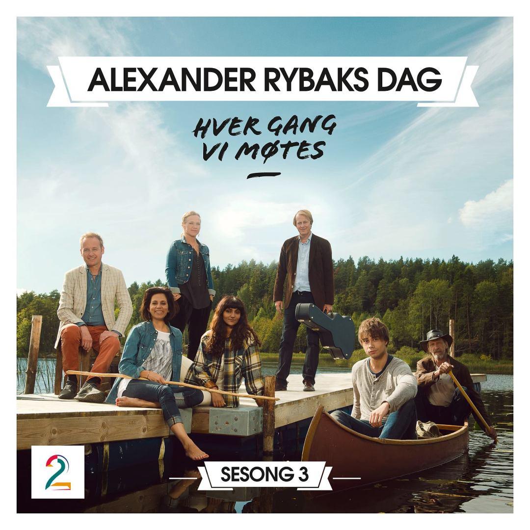 Alexander Rybaks Dag