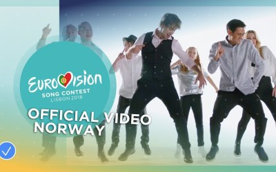 Alexander Rybak represents Norway in the Eurovision Song Contest 2018