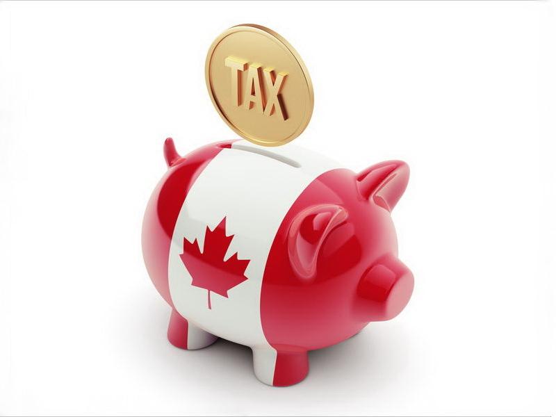 Налоги в Канаде.