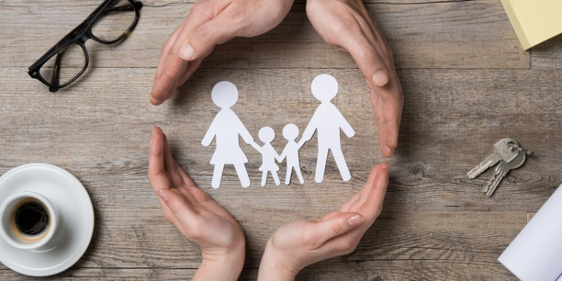 Страховка - это защита семьи
