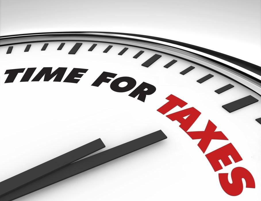Налоги и налоговая отчётность