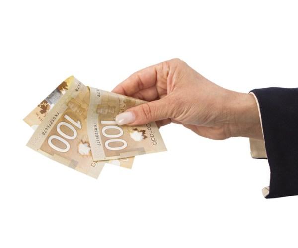 В среднем канадцы отдают 42.5% своего дохода в виде налогов.