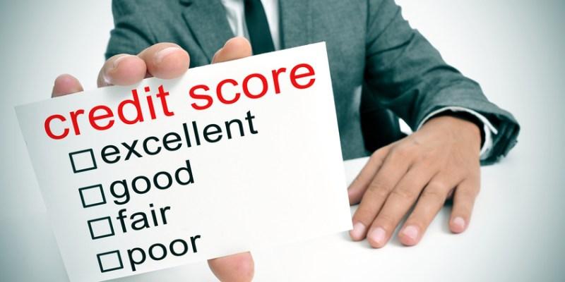 Кредитный рейтинг - Credit score
