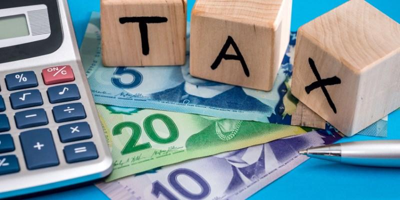 Налоги за 2017 год