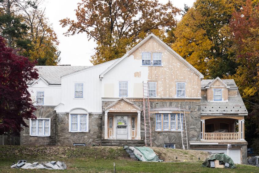 Mortgage plus improvements