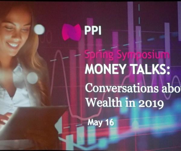 Весенний симпозиум в Торонто – Разговор о деньгах