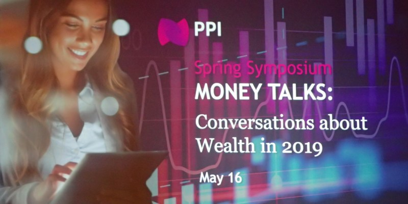 Toronto Spring Symposium – MONEY TALKS