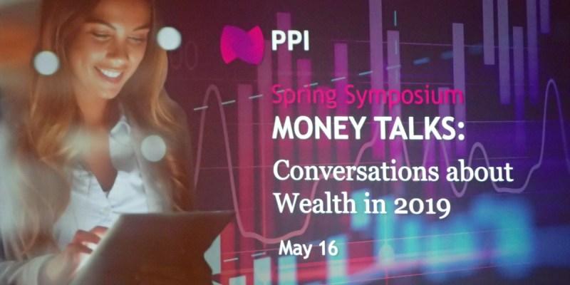 Toronto Spring Symposium – MONEY TALKS