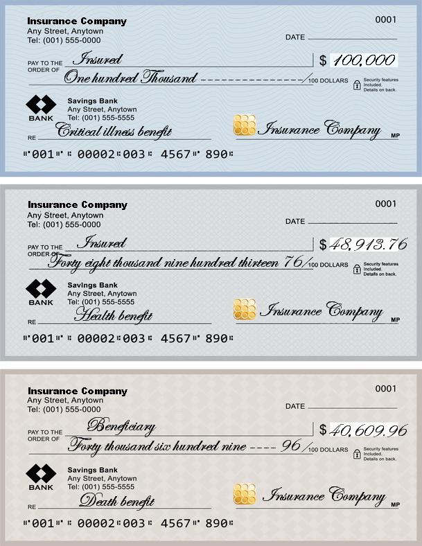 Выплата по страховому договору