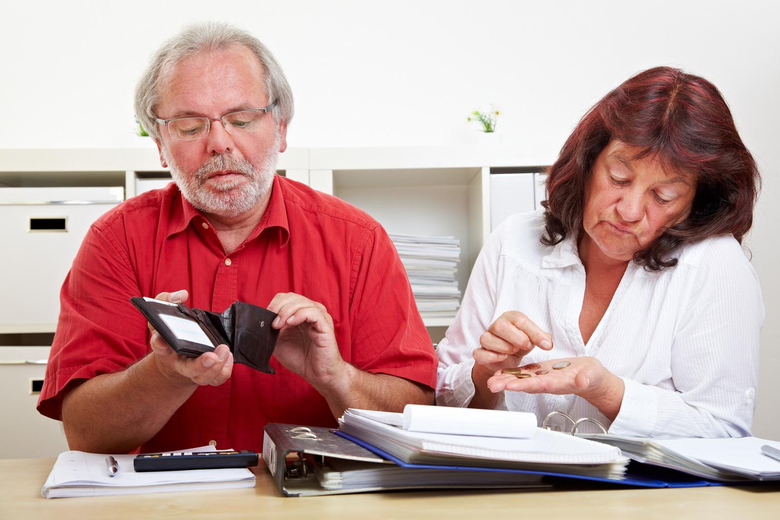 Достаточно ли у вас денег для жизни на пенсии?