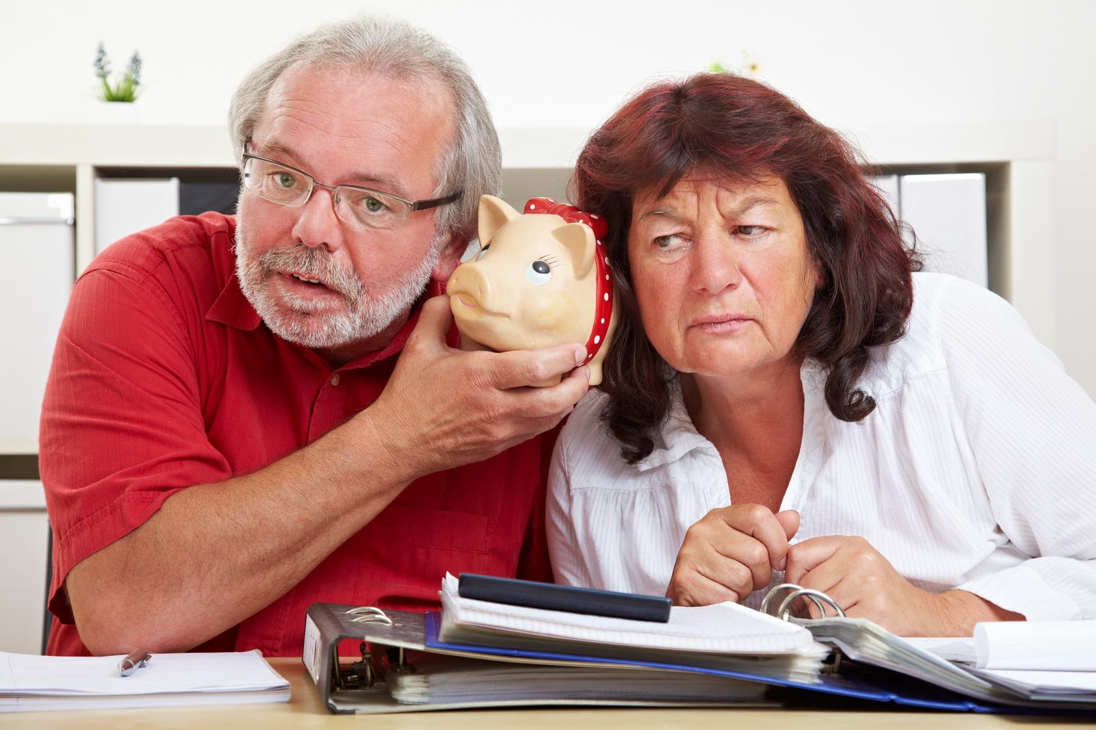 Достаточно ли у вас денег для жизни на пенсии? (продолжение)