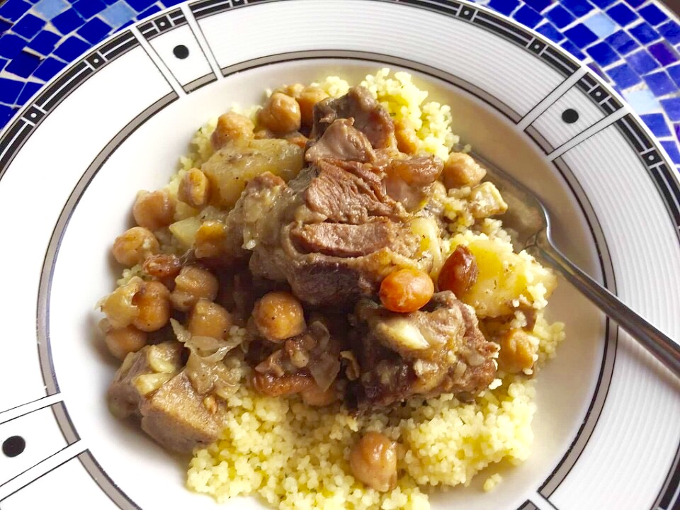 Masala Lamb Stew from Alexandersmom.com