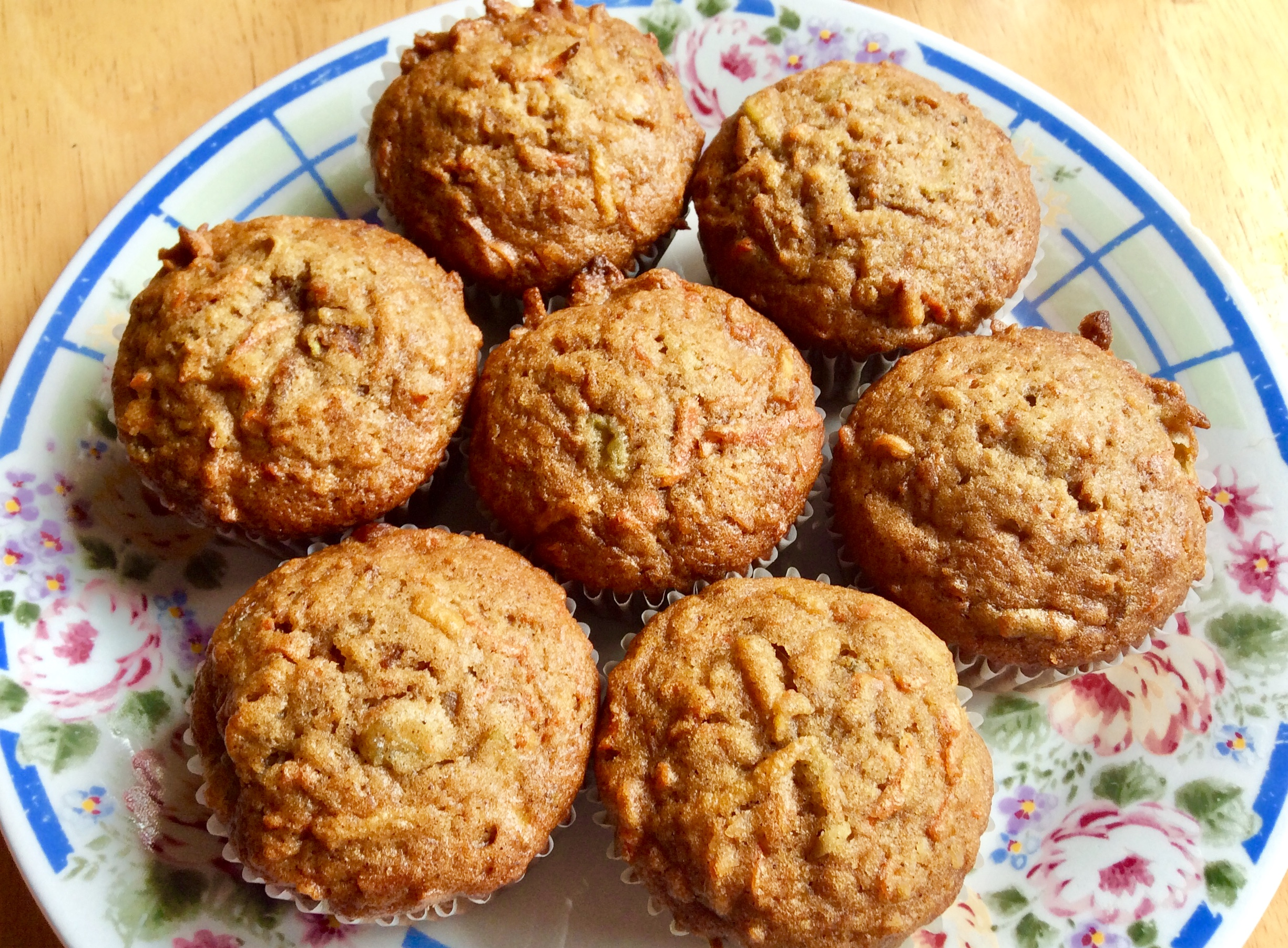 Morning Glory Muffins from Alexandersmom.com