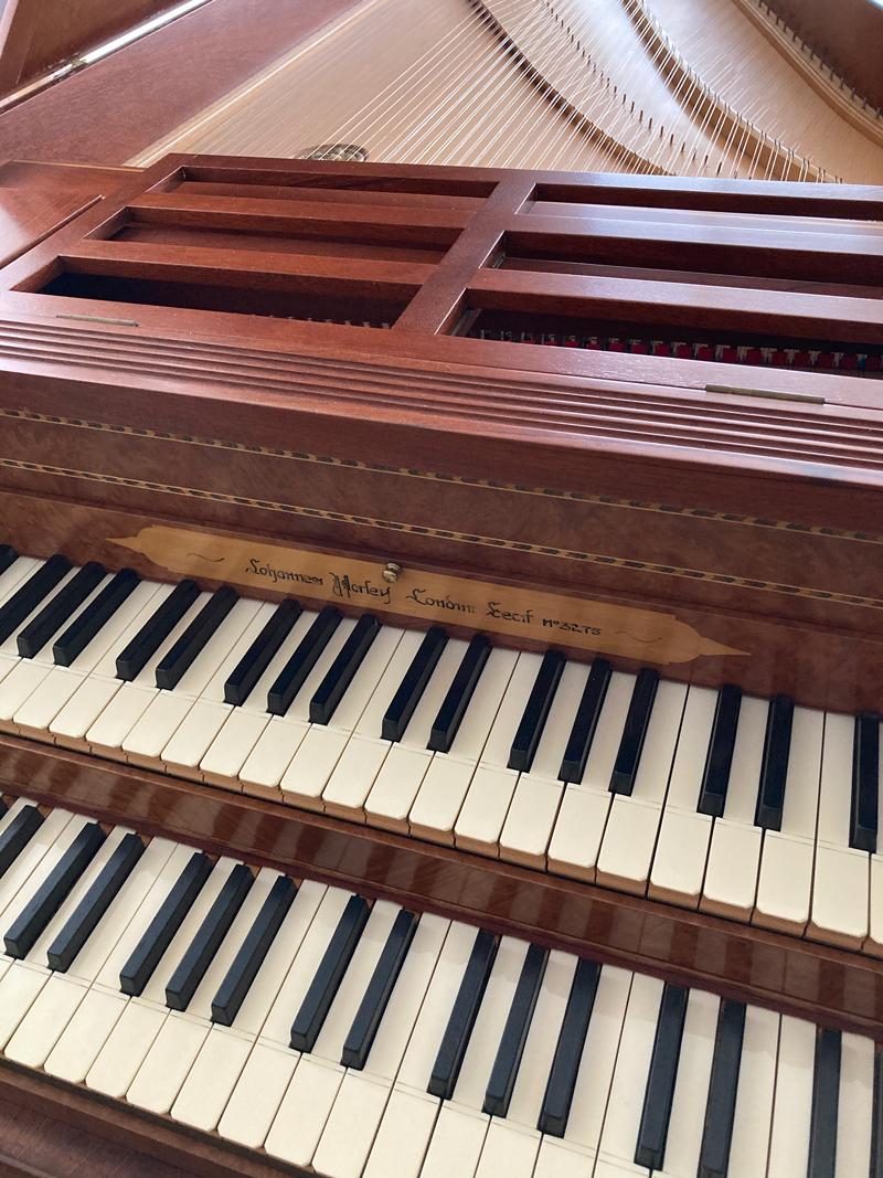 Alexander Sung Harpsichord