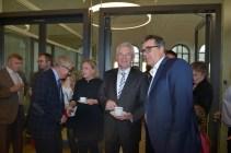 Dr. Ludwig Markert und Prof. Dr. Hans Jürgen Luibl (Vorsitzender der AEEB)