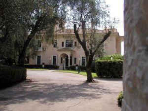 Private villa in St Jean Cap Ferrat
