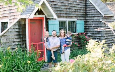 The Ellis Family   Falmouth, MA