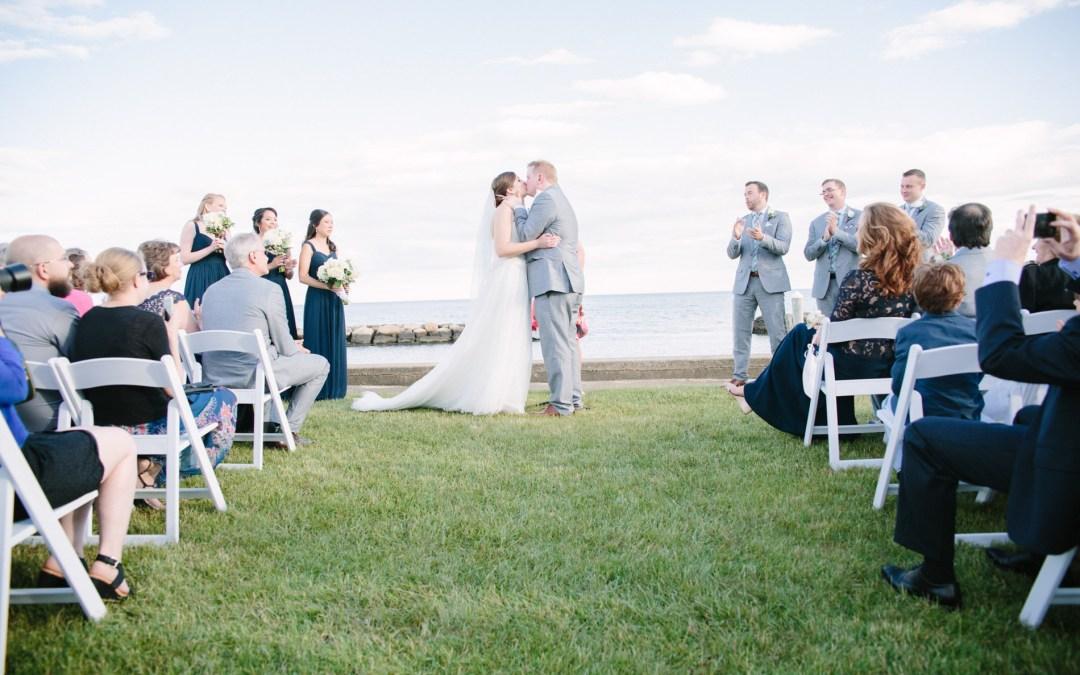 The Lighthouse Inn Wedding Venue | James and Madeline