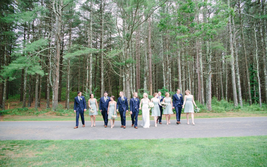 Pinehills Pavillion Wedding Venue | Kelly and Mike